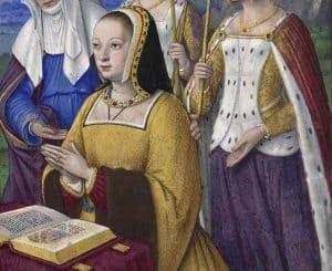 אן דה ברטאן - הדוכסית שהפכה למלכת צרפת פעמיים. מקור תמונה: ויקיפדיה.