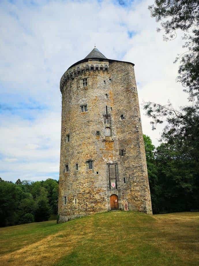 המגדל של די גקלן. צילום: צבי חזנוב