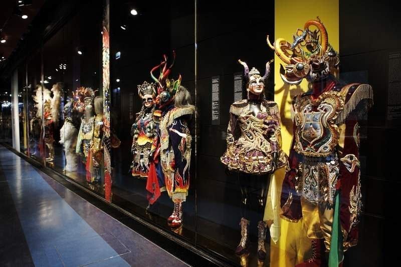 מוזיאון Quai Branly. צילום: Cyrial Zannettacci