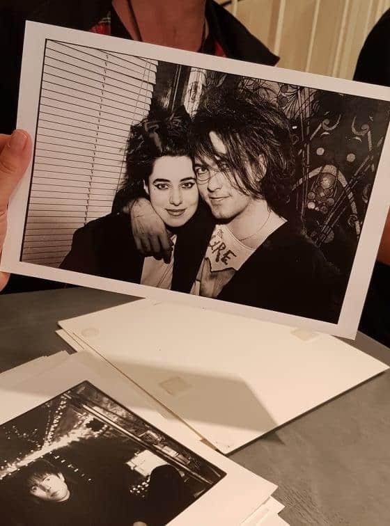 התמונות של ריצ'ארד בלייה.