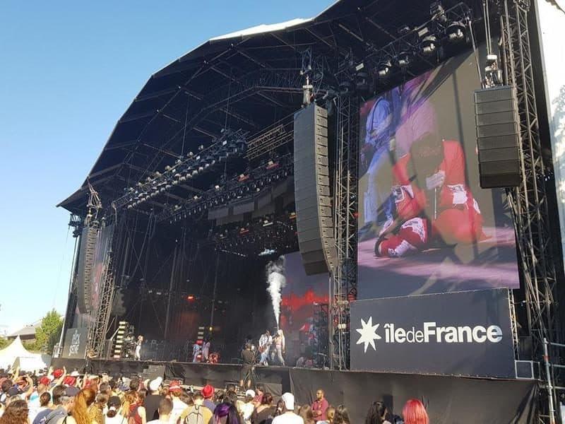 פסטיבל Rock En Seine
