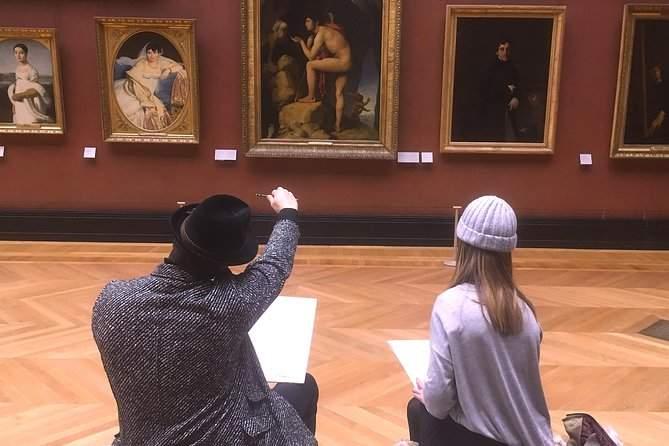 סדנאות ציור בפריז. מקור צילום: Viator