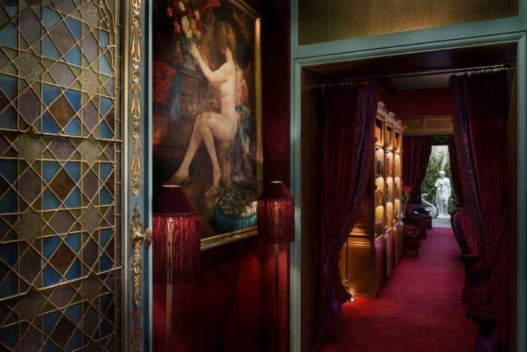 Maison Souquet – כשבורדל פריזאי הופך למלון בוטיק מפנק