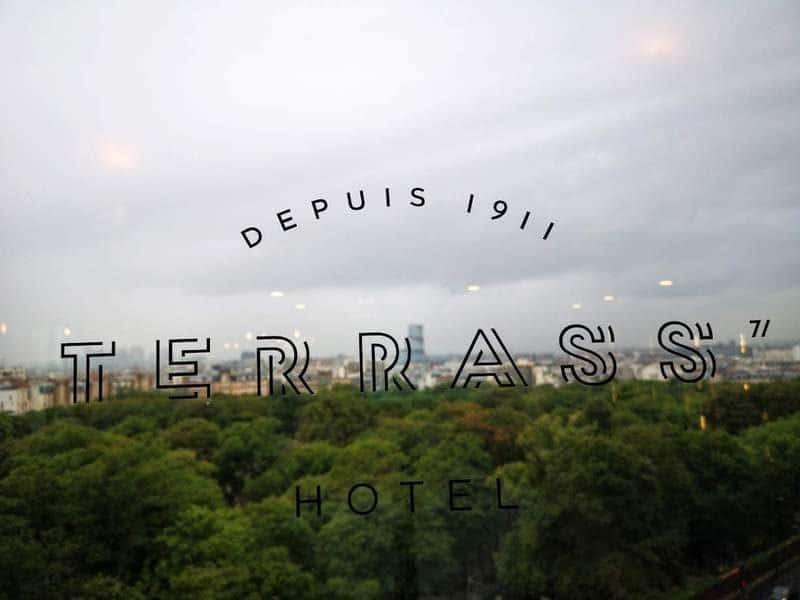 הנוף שנשקף מהטרסה של מלון La Terass. צילום: צבי חזנוב