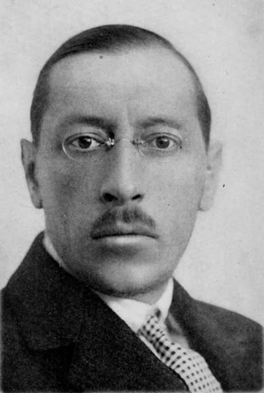 איגור סטרבינסקי. מקור צילום: ויקיפדיה.