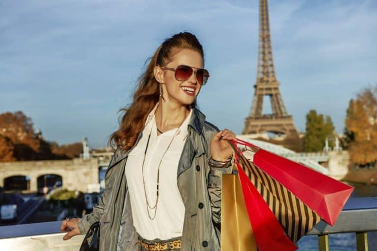 המדריך השלם לקניות בעיר פריז