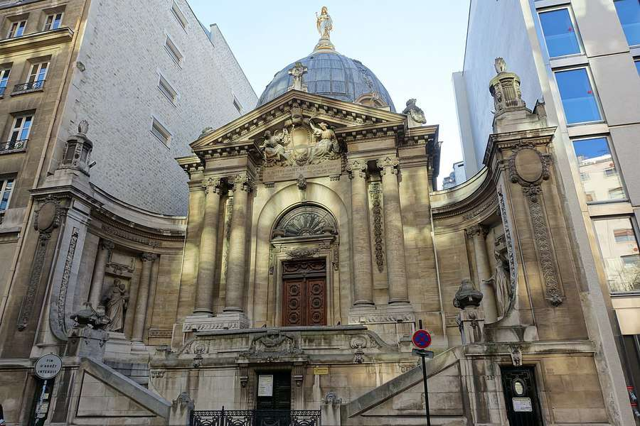 chapelle Notre-Dame-de-Consolation. צילם: Guilhem Vellut. מקור צילום: ויקיפדיה.