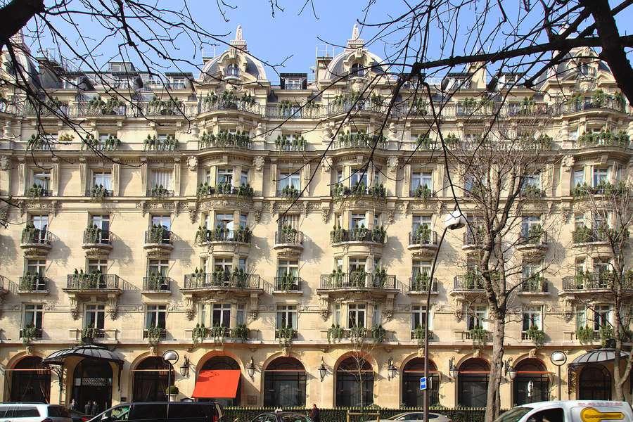מלון פלאזה אתנה. צילם: Ralf.treinen. מקור צילום: ויקיפדיה
