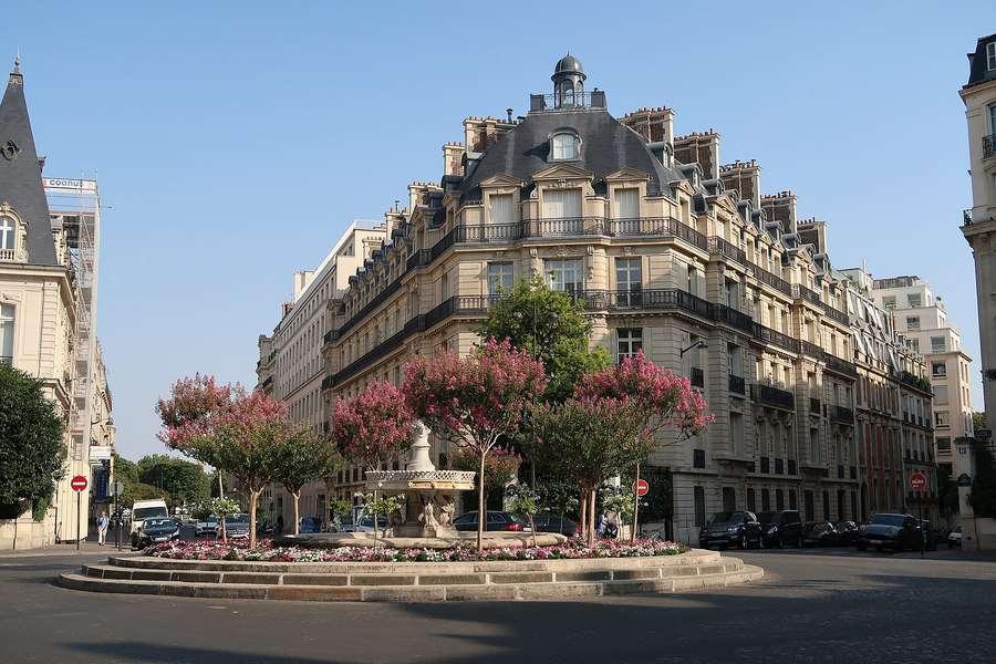 כיכר פרנסואה ה-1. צילמה Celette. מקור צילום: ויקיפדיה.