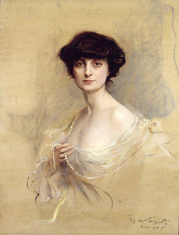 אנה הרוזנת דה נואיי. מקור תמונה: ויקיפדיה.