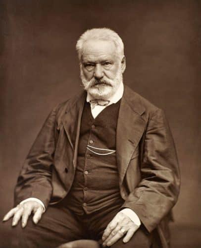 ויקטור הוגו. מקור צילום: ויקיפדיה.