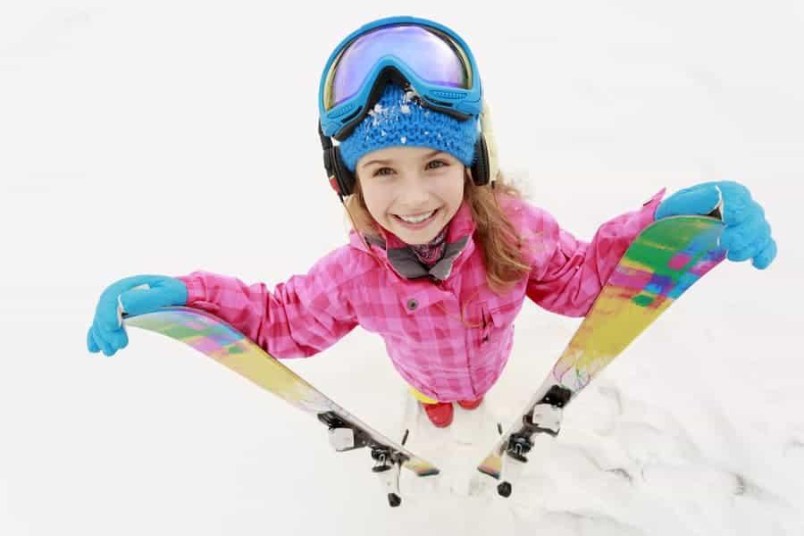סקי בצרפת עם ילדים - עצות זהב מאמא מנוסה מאת איריס בוקר