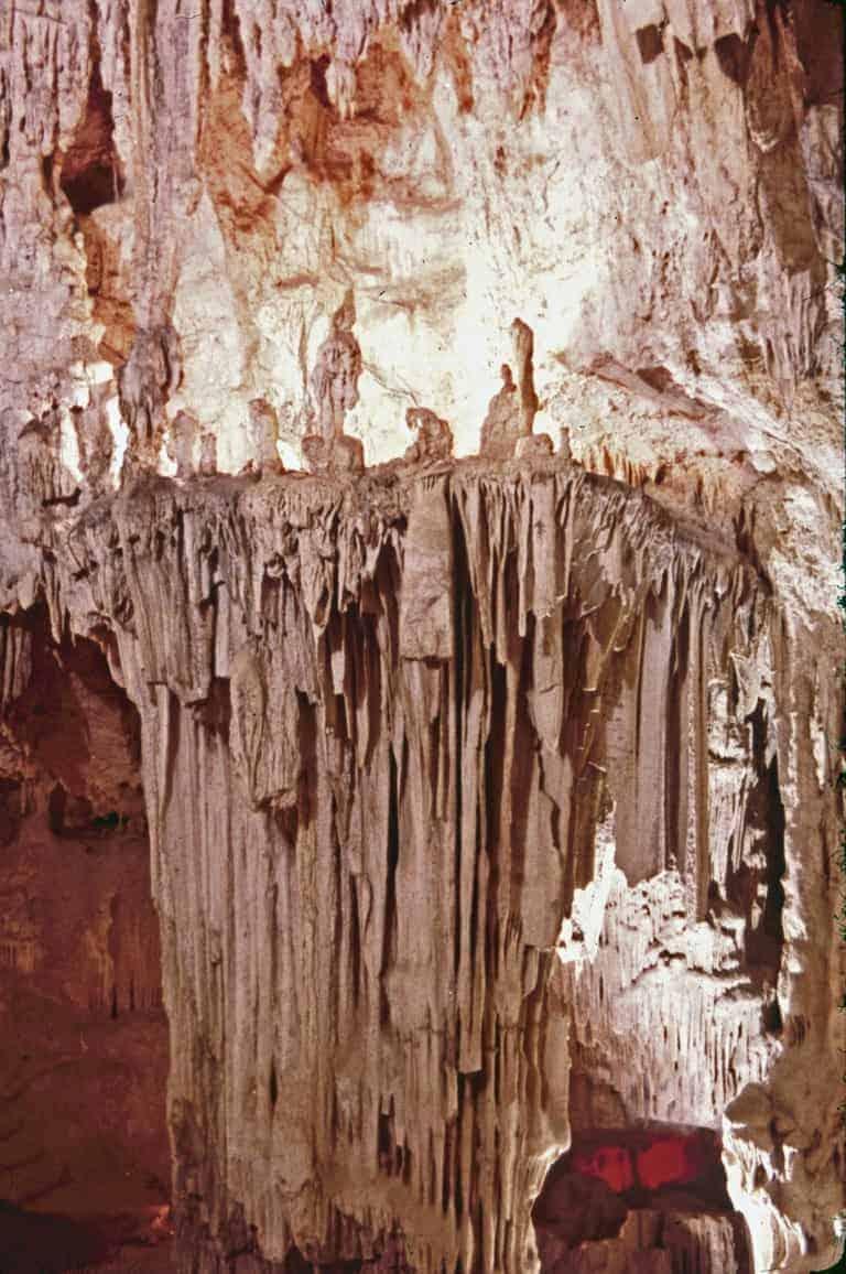 Grotte de Demoiselles. צילום: יוסי דרורי