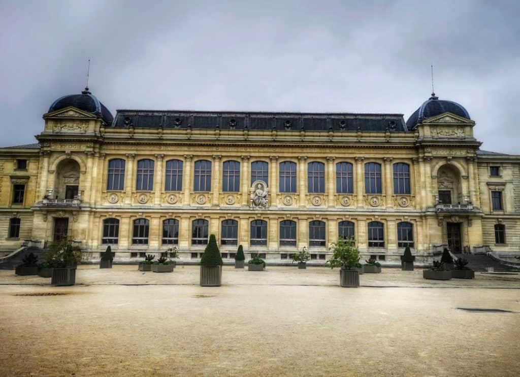 מוזיאון האבולוציה בפריז