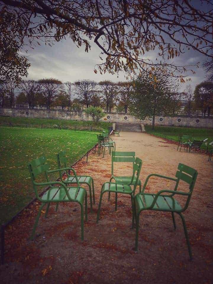 פריז התרוקנה מתיירים