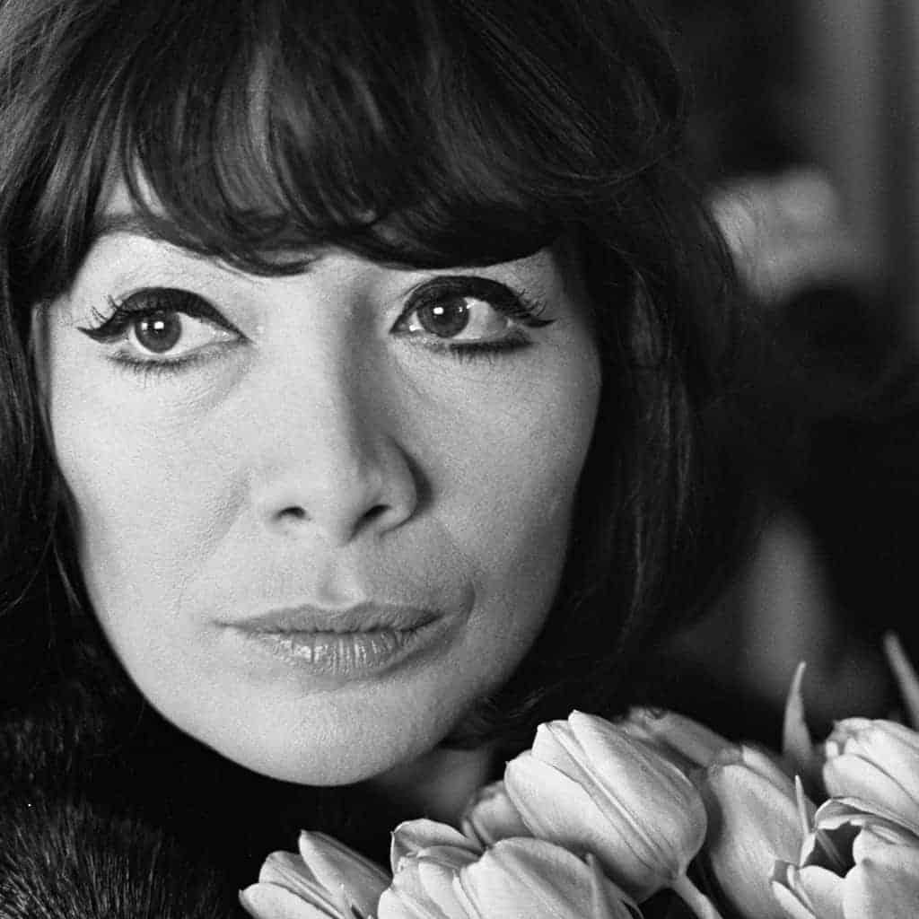 ז'ולייט גרקו בביקור בהולנד (מרץ 1966). מקור צילום: ויקיפדיה.