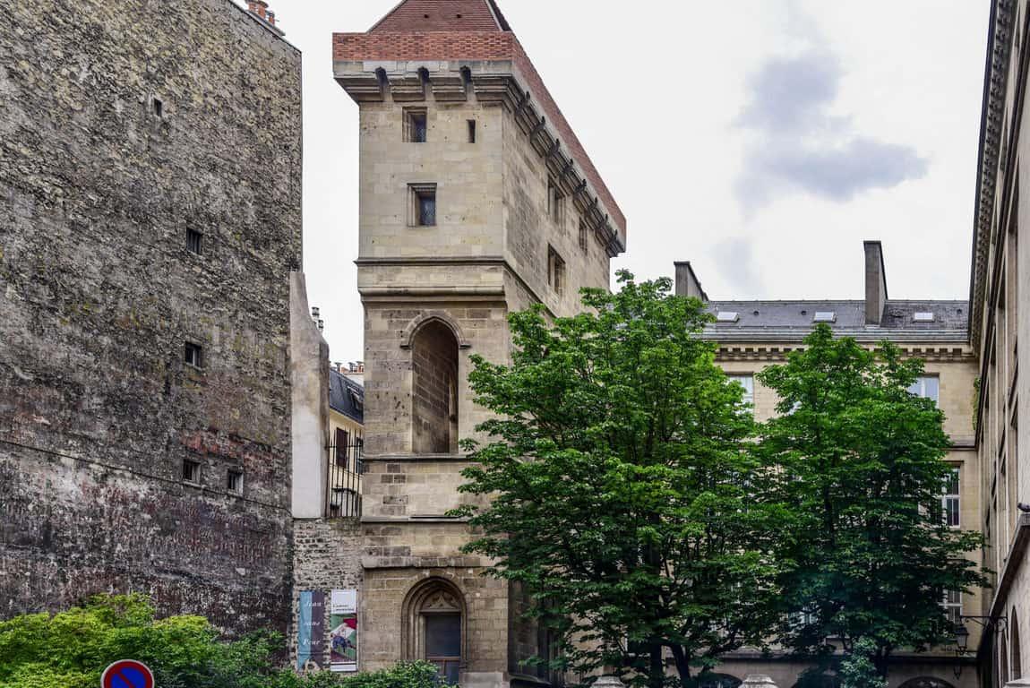 הצריח של ז'אן ללא פחד. צילם: יואל תמנליס