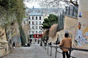 מונמארטר של הציירים הגדולים - מסלול טיול אומנותי מאת יואל תמנליס