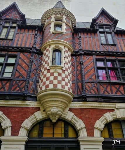 אוטל אנרי מונייה - ארמון השוקולד הסודי של פריז מאת יהודית מרמלשטיין