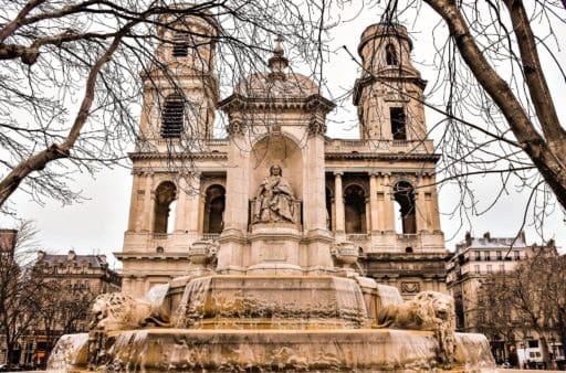 כנסיית סן סולפיס. צילם: יואל תמנליס