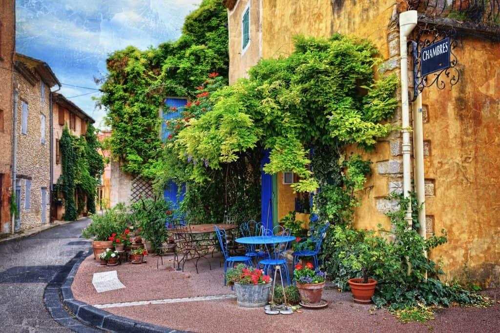 הכפרים של הלוברון (Luberon)