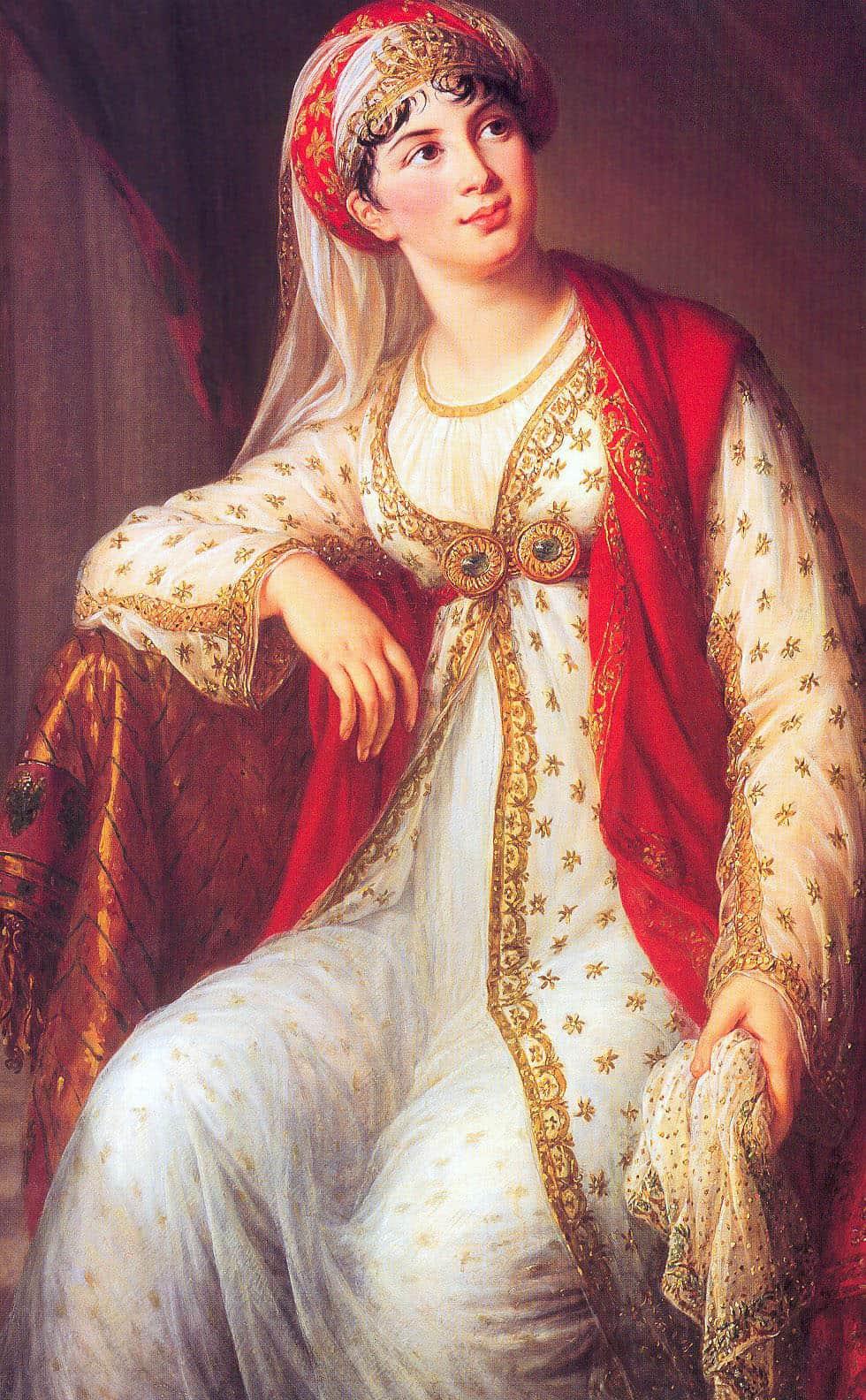 ז'וזפינה גרסיני. מקור תמונה ויקיפדיה.