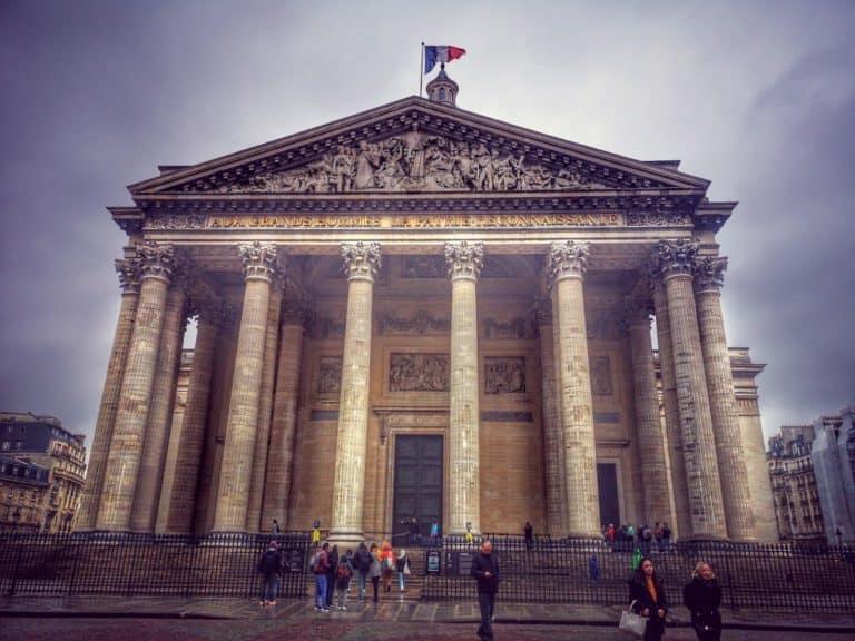 הפנתאון של פריז – המקברה החילונית של גדולי צרפת