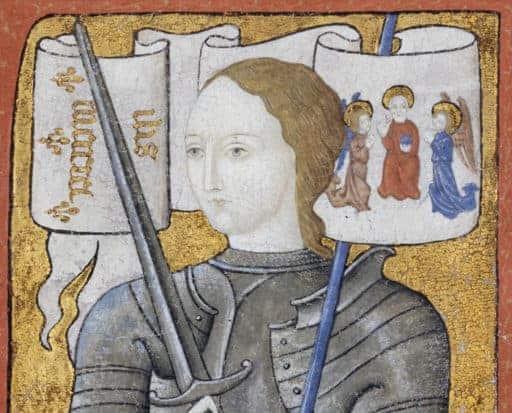 """ז'אן ד'ארק - מכשפה או קדושה. הרצאה מאת ד""""ר אלון קליבנוב"""