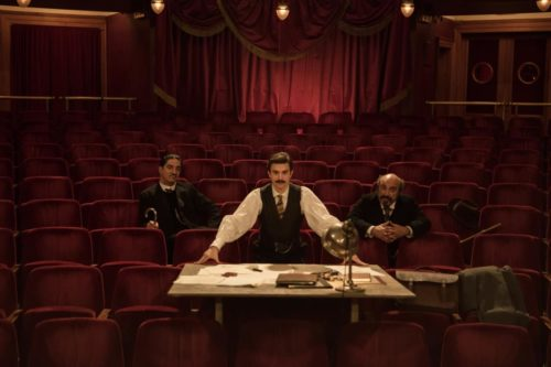 מועדון הסרט הצרפתי הטוב - הקרנות סרטים צרפתיים והרצאות