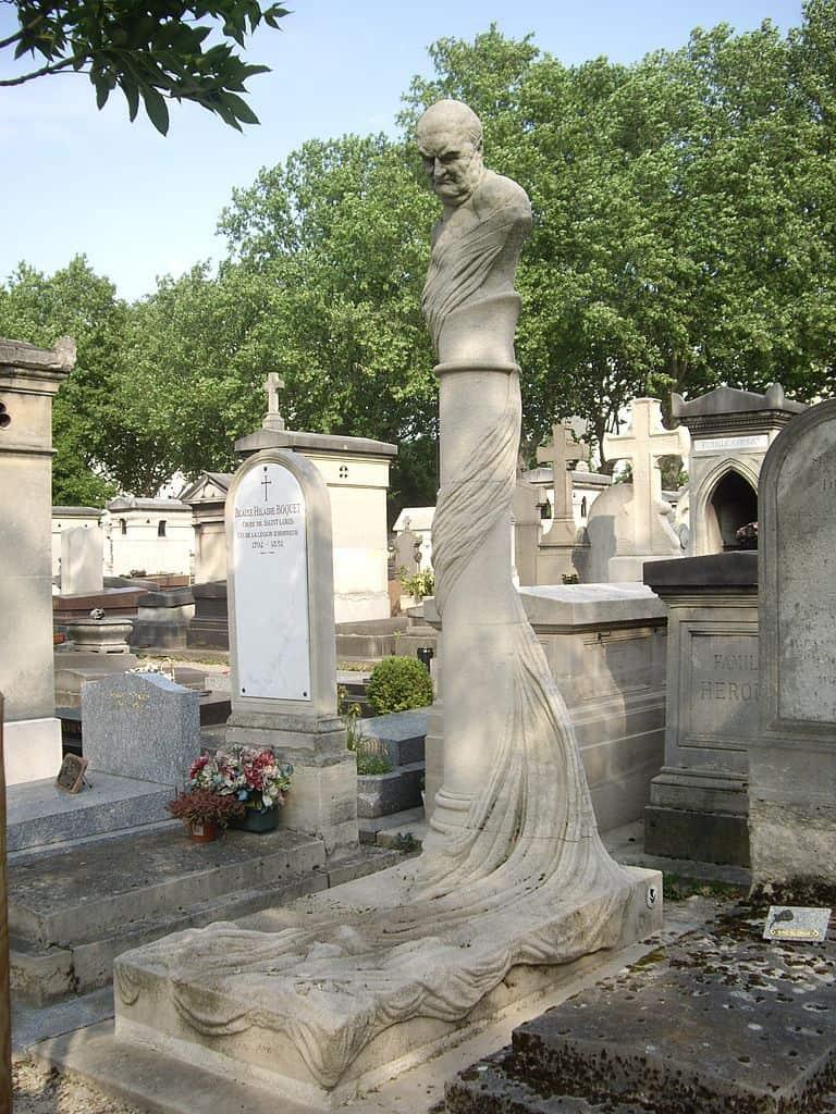 קברו של סנט בב. מקור צילום: ויקיפדיה.
