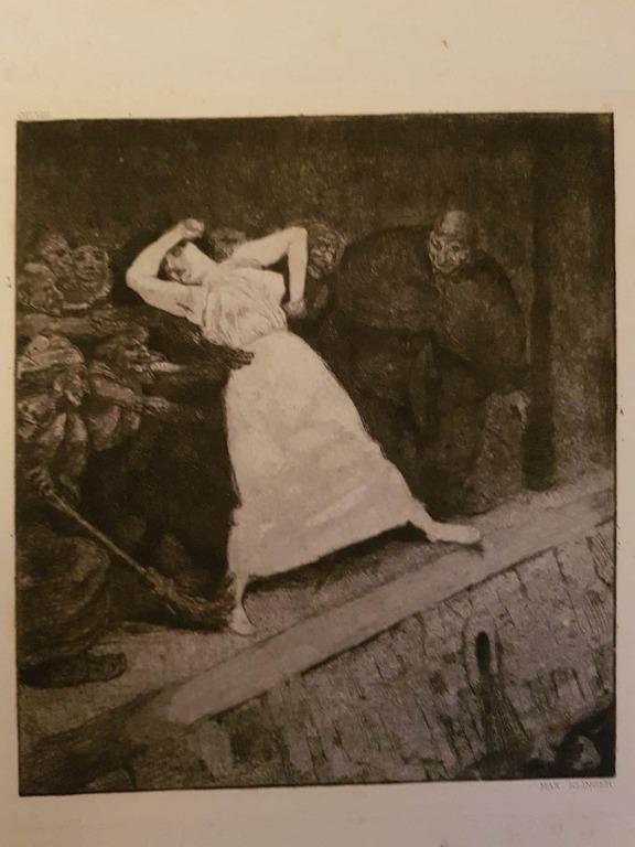 """הלוח """"אל הביוב"""" מתוך הסדרה """"חיים"""" (מקור צילום: ויקיפדיה)"""