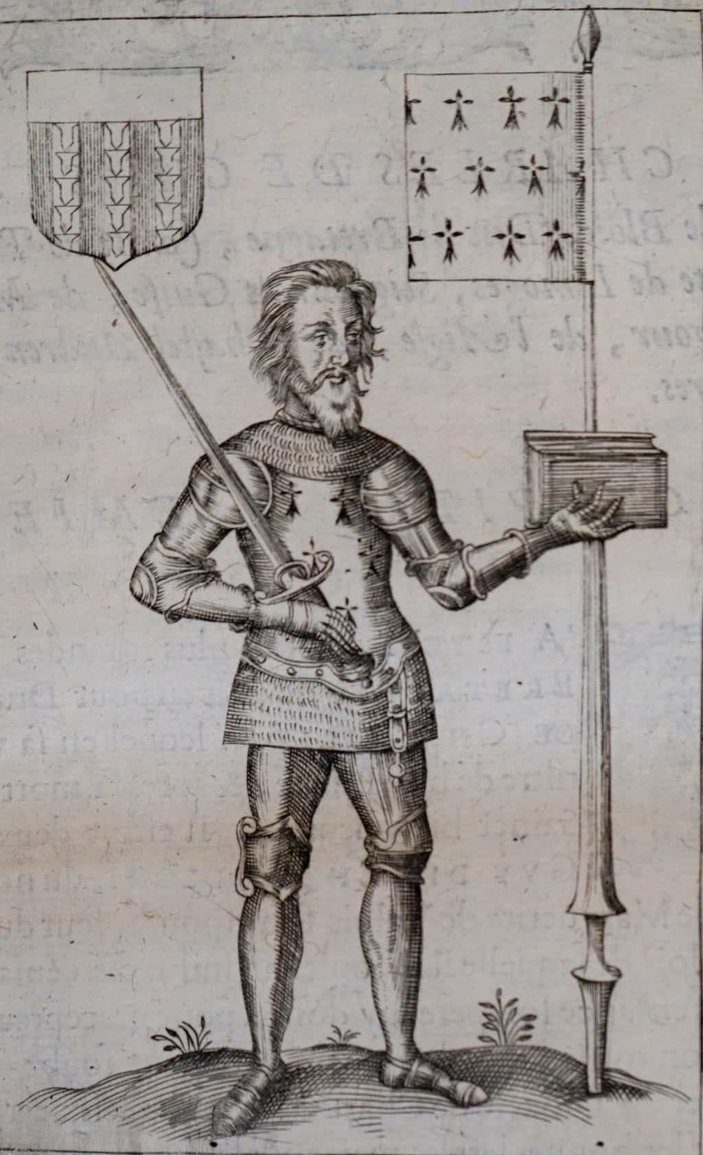 שארל דה בלואה. מקור תמונה: ויקיפדיה.