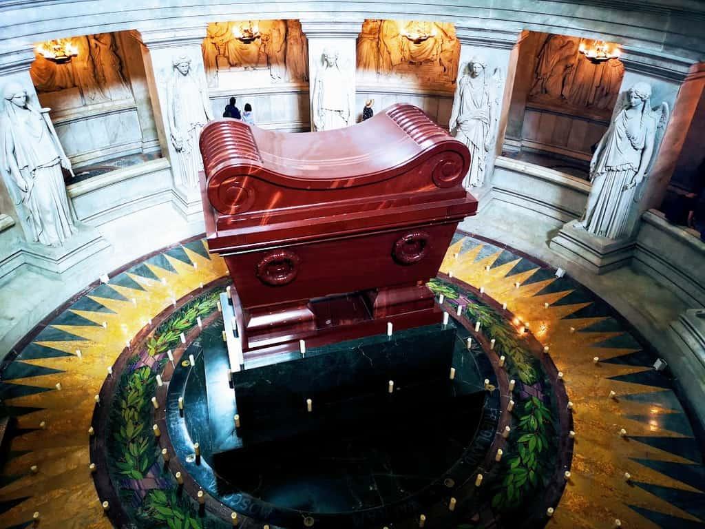 קברו של נפוליאון ה-1. צילום: צבי חזנוב
