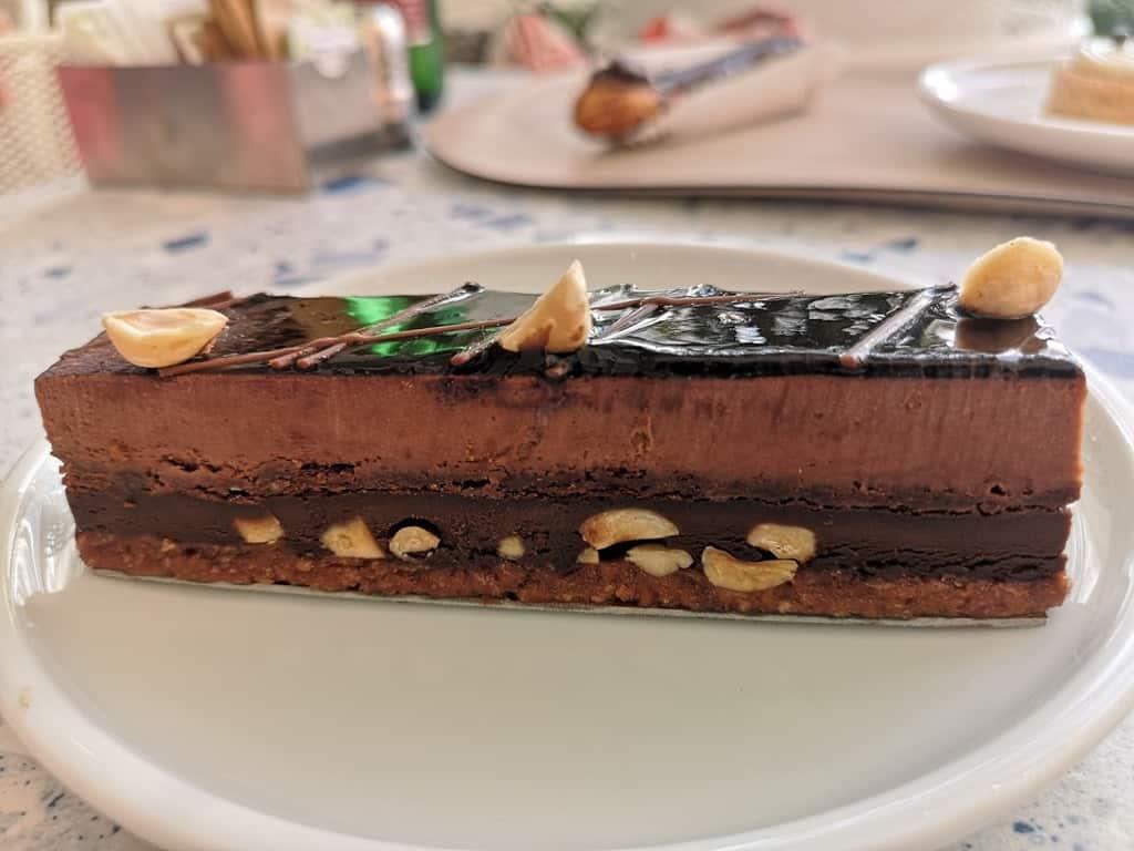 עוגת הפאלה רויאל.