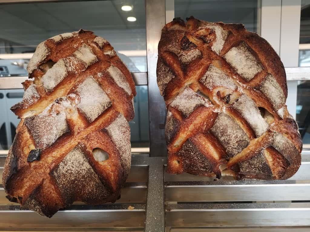 לחם התפוחים של אריק קייזר.