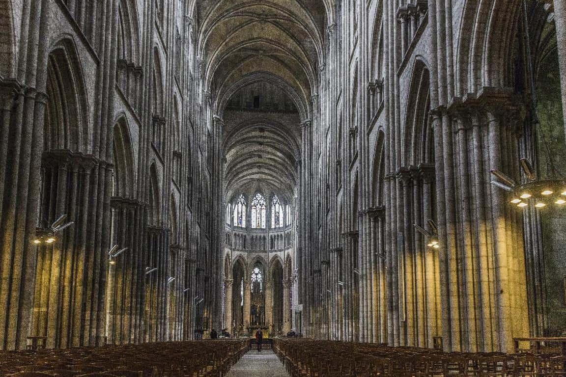 הקתדרלה של רואן.