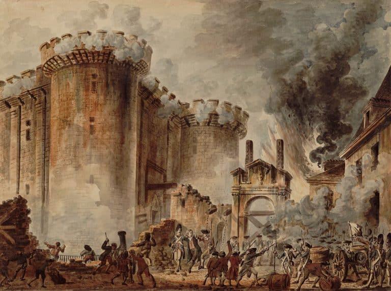 מה באמת גרם לפרוץ המהפכה הצרפתית? מאת יגאל ליברנט