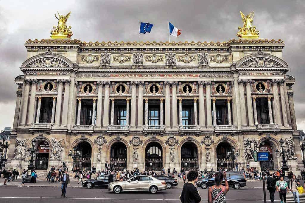בית האופרה של פריז. צילם: יואל תמנליס
