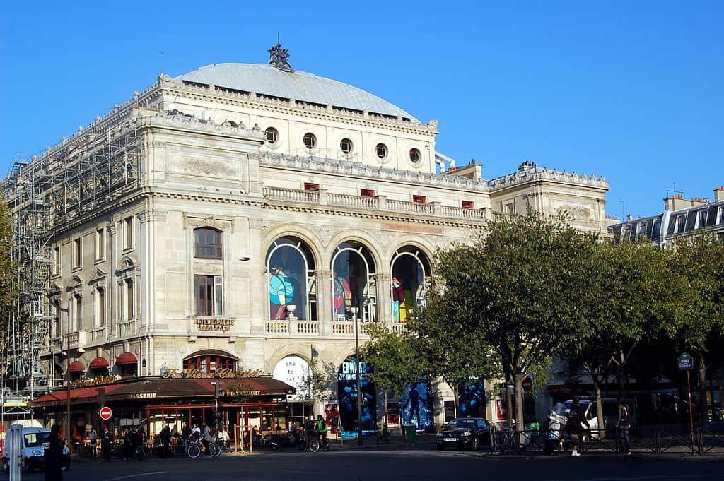 תיאטרון השאטלה. מקור צילום: ויקיפדיה.