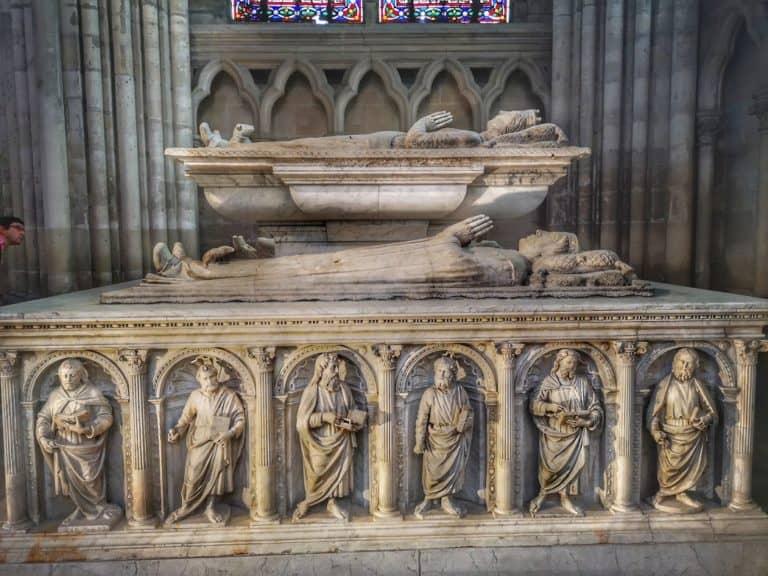 בזיליקת סן דני – מקום קבורתם של מלכי צרפת (או לפחות של רובם)