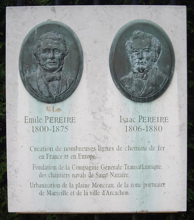 שלט זיכרון לאחים פרר. צילם: Wikimedia Commons / Mu. מקור צילום: ויקיפדיה.