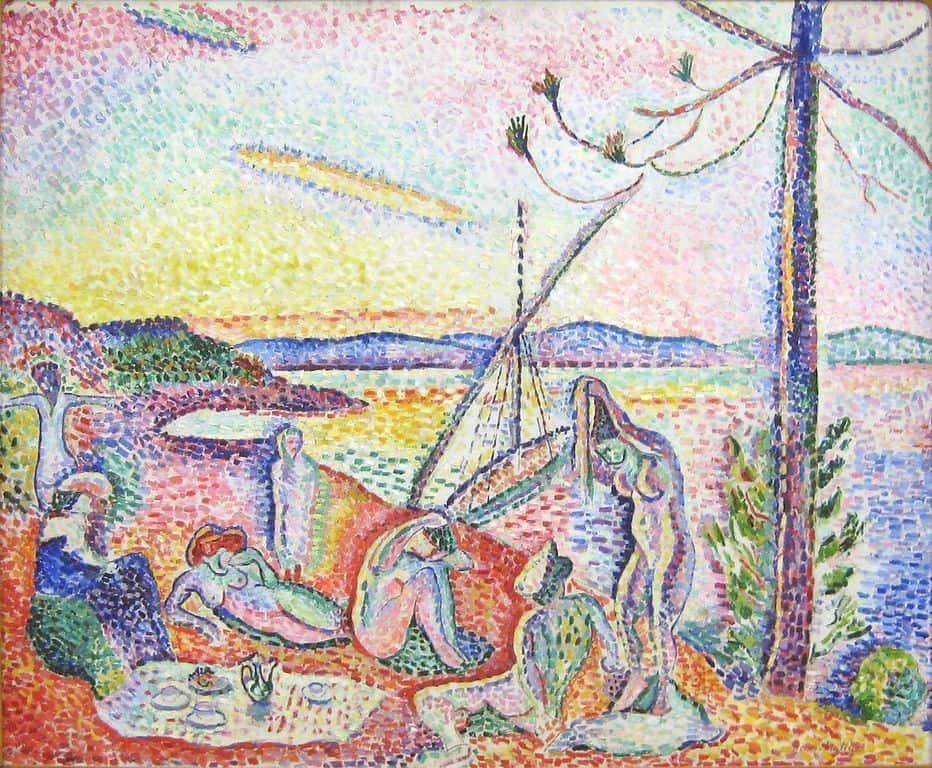 פאר, רוגע ועונג, מוזיאון דּוֹרְסֵה, 1904.