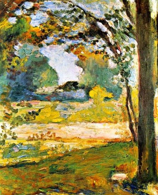 נוף, טולוז, 1898.