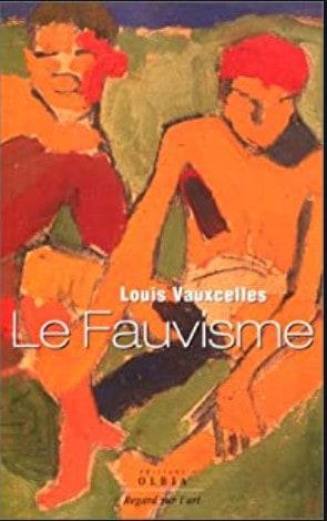 כריכת ספרו של לואי ווֹסֵל: