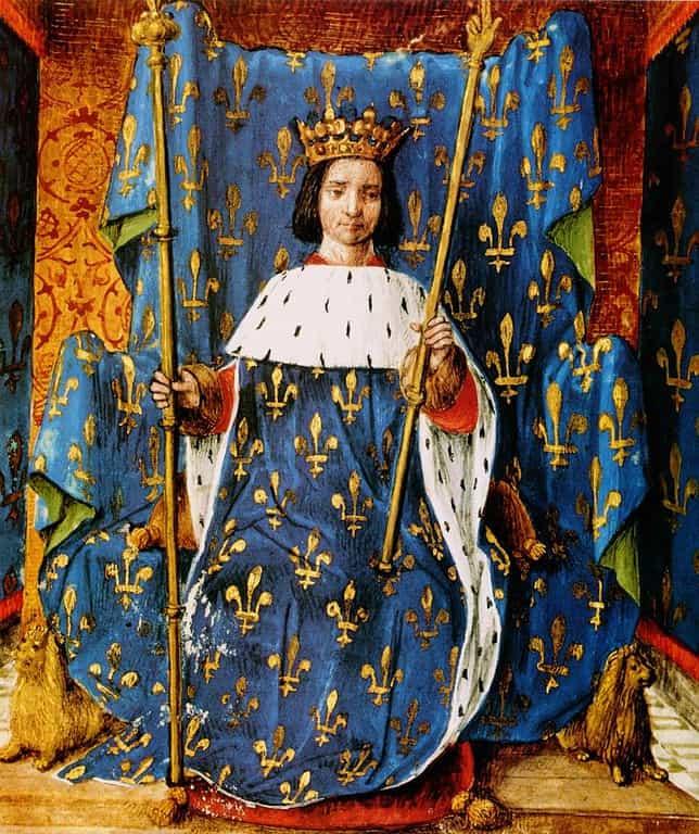 שארל ה-6 מלך צרפת