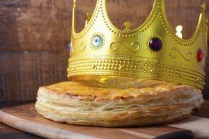 גאלט דה רואה - עוגת המלכים מאת גל שטיינר