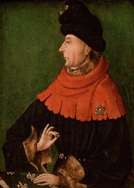 ז'אן חסר הפחד דוכס בורגונדי