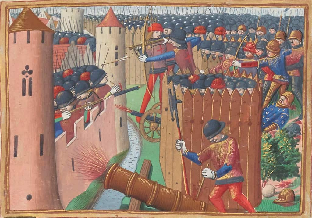 מלחמת מאה השנים וז'אן דארק מאת גיורא ברק