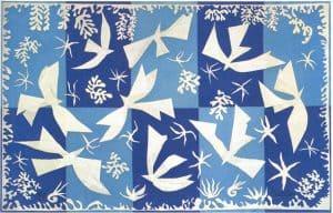 פולינזיה, שמים, המוזיאון לאמנות מודרנית בטרואה, 1949-1950