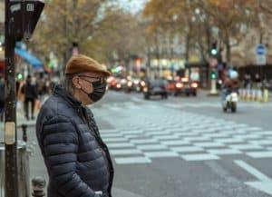 פריז בימי הקורונה. צילם: לירן הוטמכר.